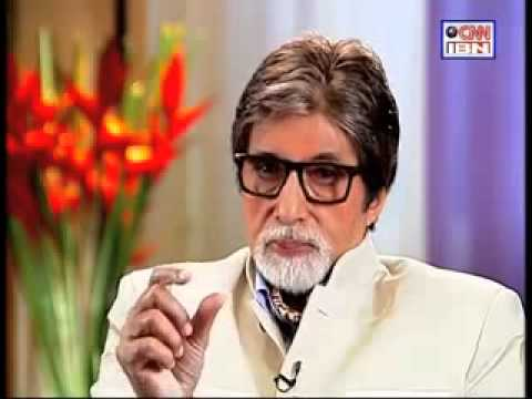 interview with Amitabh Bachchan Part 2 of 2