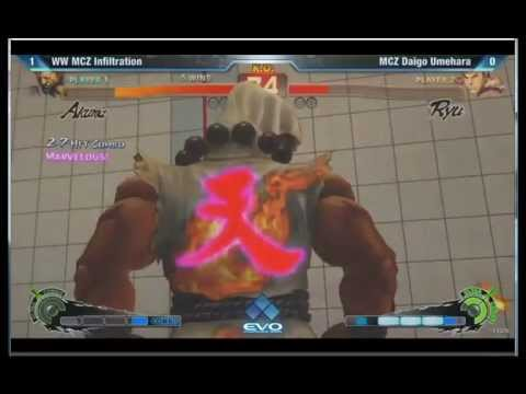 EVO 2012 SSF4 AE TOP 8 COMPLETE EDITION HD