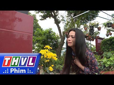 THVL   Song sinh bí ẩn - Tập cuối[6]: Nguyệt ăn năn hối hận ở trước mộ bà Hoa