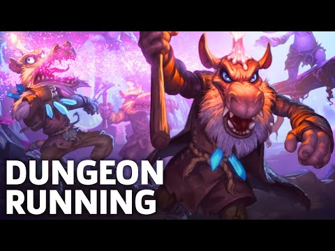 Hearthstone New Dungeon Run Mode Hands On Impressions - Blizzcon 2017