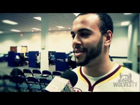 Wolves Lifesource Blood Drive 2013