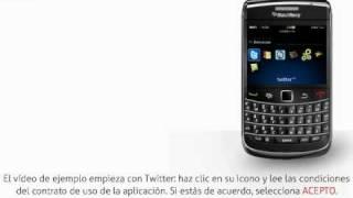 BlackBerry Bold Descargar Facebook Y Twitter En Tu
