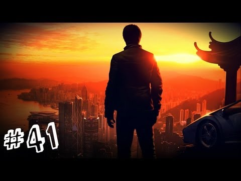 Sleeping Dogs - MOST BRUTAL KILL EVER! - Gameplay Walkthrough - Part 41 (Video Game)