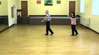 WAGON WHEEL ROCK ( Line Dance )
