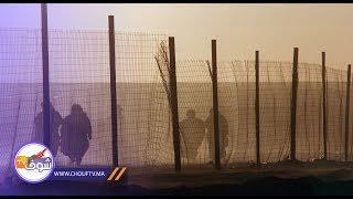تمرد واحتقان داخل مخيمات تندوف وصراع بين قيادات البوليساريو    |   خبر اليوم