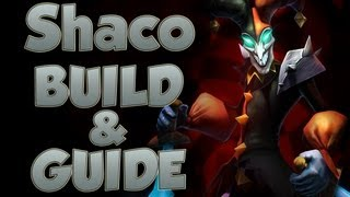 League Of Legends Shaco Build With Commentary