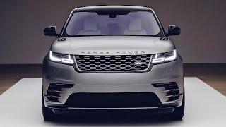 Range Rover Velar (2018) ready to fight Porsche Macan [YOUCAR]. YouCar Car Reviews.