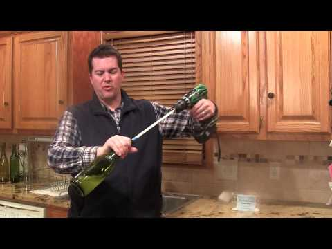 Clean Express - Bottle Brush Cleaner (Drill Attachment)