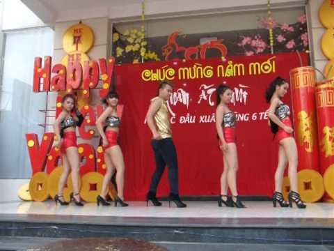 Con Bướm Xuân Remix Dance - Nam Việt Dance Group