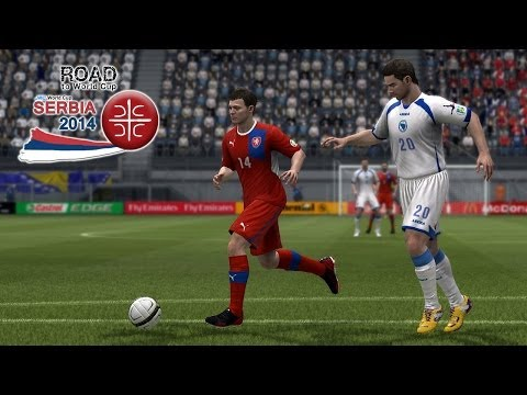 FIFA 13 - RTWC Serbia 2014 - Czech Republic vs. Bosnia-Herzegovina
