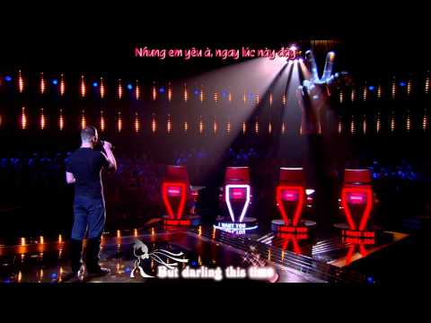 [Vietsub+Engsub] Don't close your eyes - Mike Ward (The Voice UK SS2 - Blind Audition)