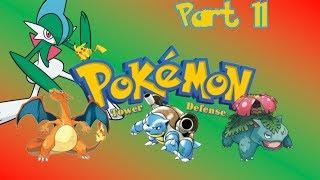 Pokemon Tower Defense Walkthrough Part 11 2 To 1 GIANT