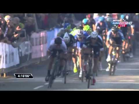 Stage 6 - Tirreno-Adriatico 2014 - finish