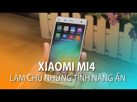 Làm chủ những tính năng ẩn trên giao diện MIUI Xiaomi Mi4