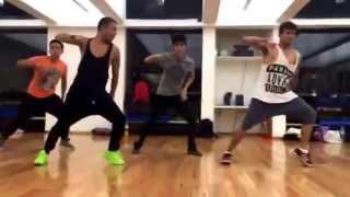 La La La by Shakira Choreography by Manu Martinez Ft. Manu Mendoza