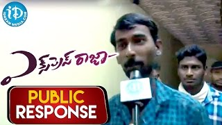 Express Raja Movie Public Response - Sharwanand, Surabhi