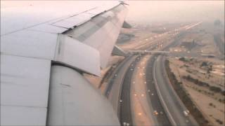 Etihad Airways Boeing 777-300 Takeoff Karachi And Landing