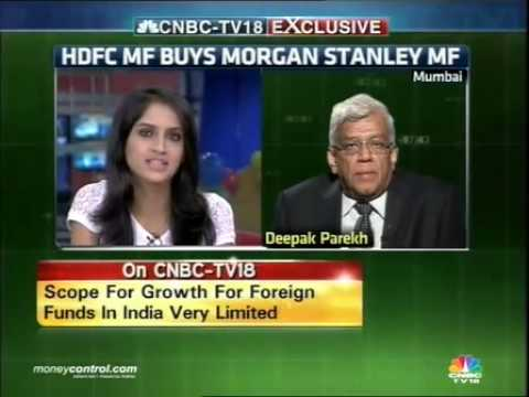 Scrutiny of old M&A deals unfortunate: HDFC's Deepak Parekh