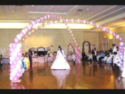 decoracion de quinceaneras youtube