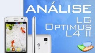 LG Optimus L4 [Análise De Produto] Tecmundo
