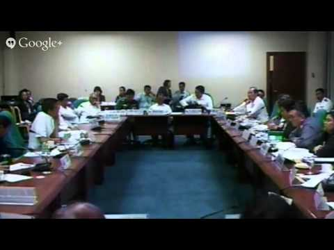 Committee on Finance (March 17, 2014)