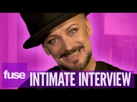 Boy George on Twerking, Julio Iglesias & Embarrassing Photos - Intimate Interview