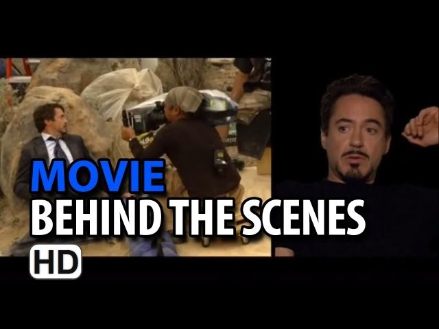 Iron Man (2008) Walk of Destruction Part2 - B-Roll Making of & Behind the Scenes
