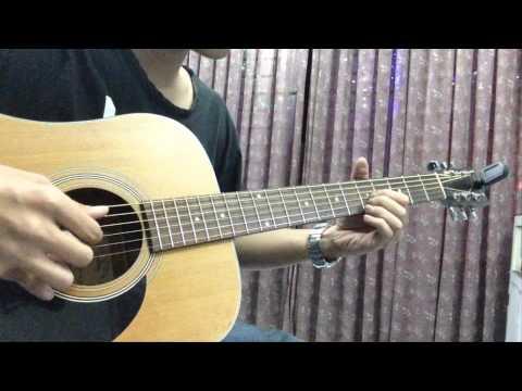 Anh Sai Rồi (MTP - Sơn Tùng) Guitar solo