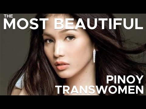 THE MOST BEAUTIFUL FILIPINO TRANSGENDERS (HAYOP SA GANDA by 1:43)