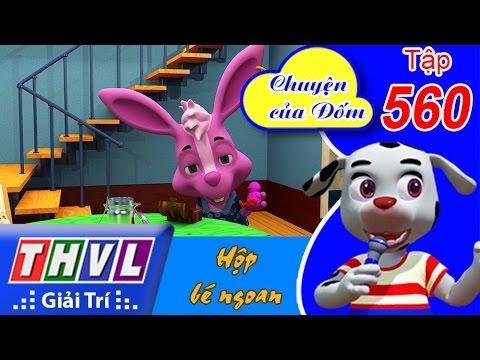 THVL | Chuyện của Đốm - Tập 560: Hộp bé ngoan