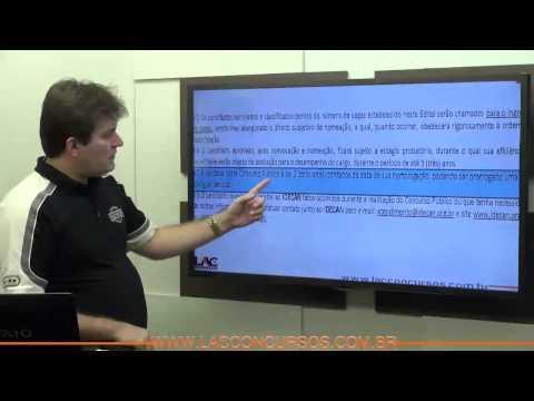 Curso online para o DETRAN RO 2014 - Agente Administrativo e Agente de Trânsito