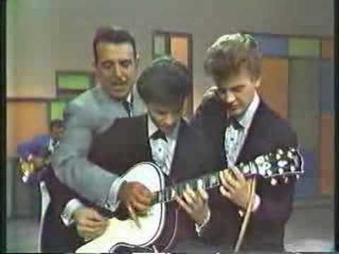 Tennessee Ernie Ford, Don Everly, Phil Everly