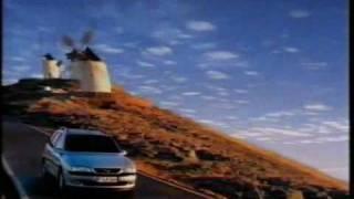 Opel Vectra B Caravan Offizielle TV Werbung
