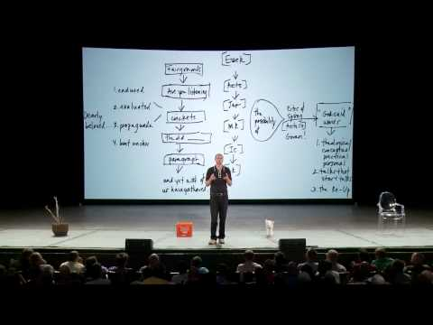 Rob Bell - The Science of Homiletical Architecture - Poets/Prophets/Preachers #3