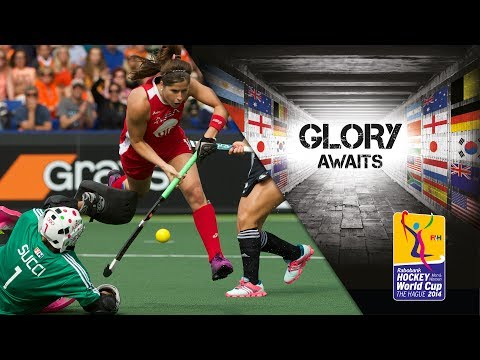 Argentina vs USA - Women's Rabobank Hockey World Cup 2014 Hague Pool B [03/6/2014]