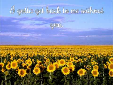 Back To Me Without You (Lyrics)- The Band Perry