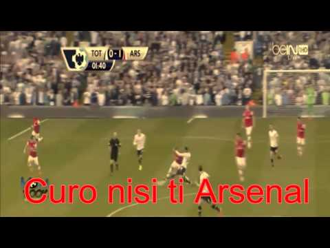 Tottenhem 0 - 1 Arsenal Highlights