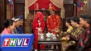 THVL | Chuyện xưa tích cũ – Tập 3[2]: Thu Mai thuyết phục Vương Linh cưới vợ rồi âm thầm bỏ đi