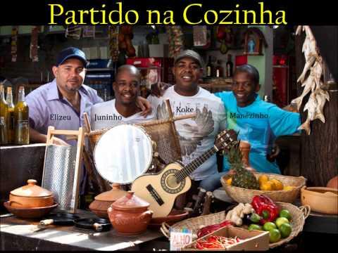 Seguindo Teus Passos - Partido na Cozinha (Participação de Almir Guineto)