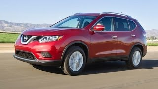 2014 Nissan Rogue 0-60 MPH First Drive Review