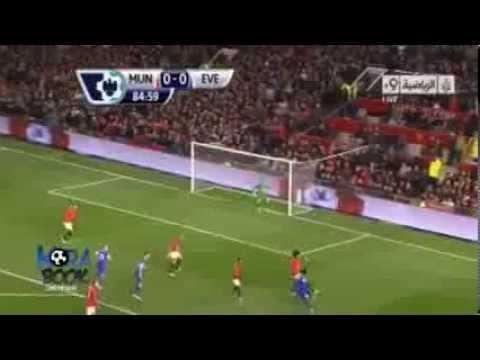 [English Premiere League] Manchester United (0) vs (1) Everton - All Goals & Highlights