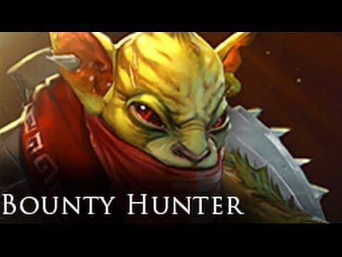 [#067] Bounty Hunter, offlaner de qualitay ! DotA 2 FR