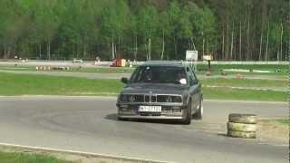 Тренировка Себастьяна Хайдука на BMW E30 с двигателем M54B30