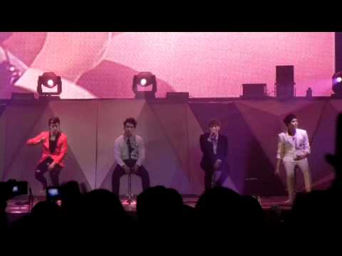 [HD Fancam] 111111 2PM - I Can't @ Hands Up Asia Tour Concert Jakarta