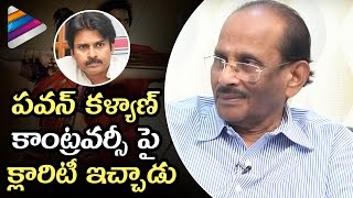 Vijayendra Prasad clarifies about his controversy with Paw..