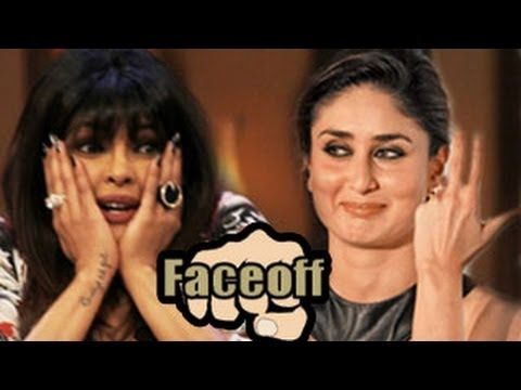 Priyanka Chopra and Kareena Kapoor's FACE OFF at IIFA Awards 2014