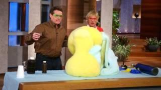 Steve Spangler: Ellen Show September 2007
