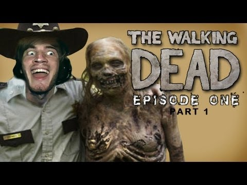 The Walking Dead - Lets Play - Episode 1 (A New Day) - Part 1 - [Walkthrough / Playthrough], Subscribe & join the BRO ARMY! l http://bit.ly/JoinBroArmy Check me out on: Facebook l http://on.fb.me/p8ksGr Twitter l http://bit.ly/gETQhT Get cool Shirts!...
