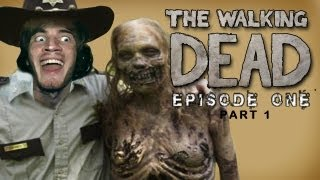 The Walking Dead Lets Play Episode 1 (A New Day