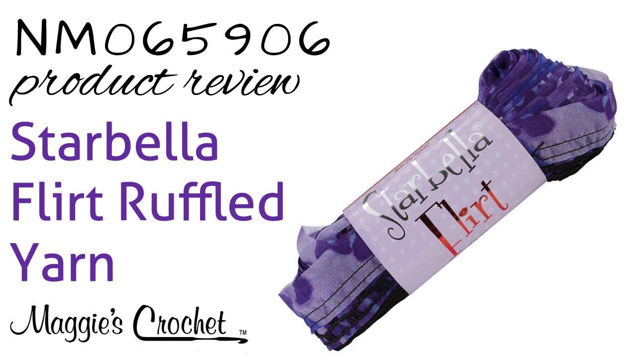starbella flirt yarn tutorial